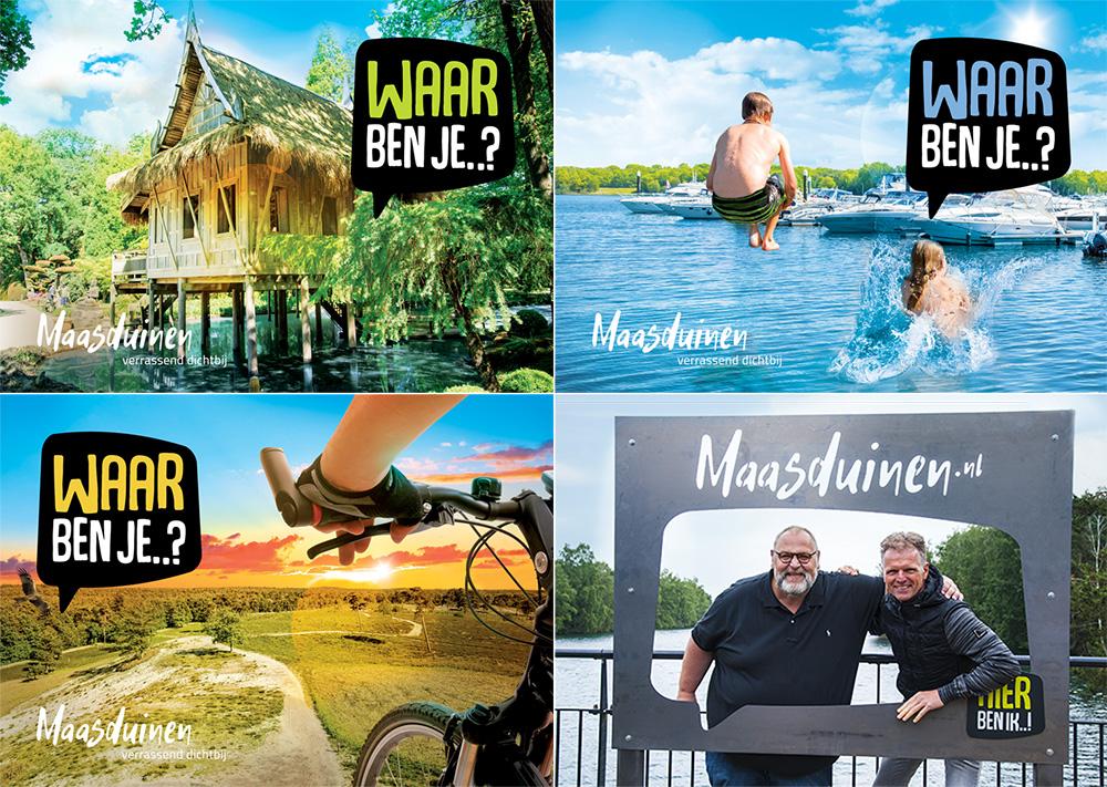 communicatie-campagne-toerisme-Spiegel crossmedia communicatie