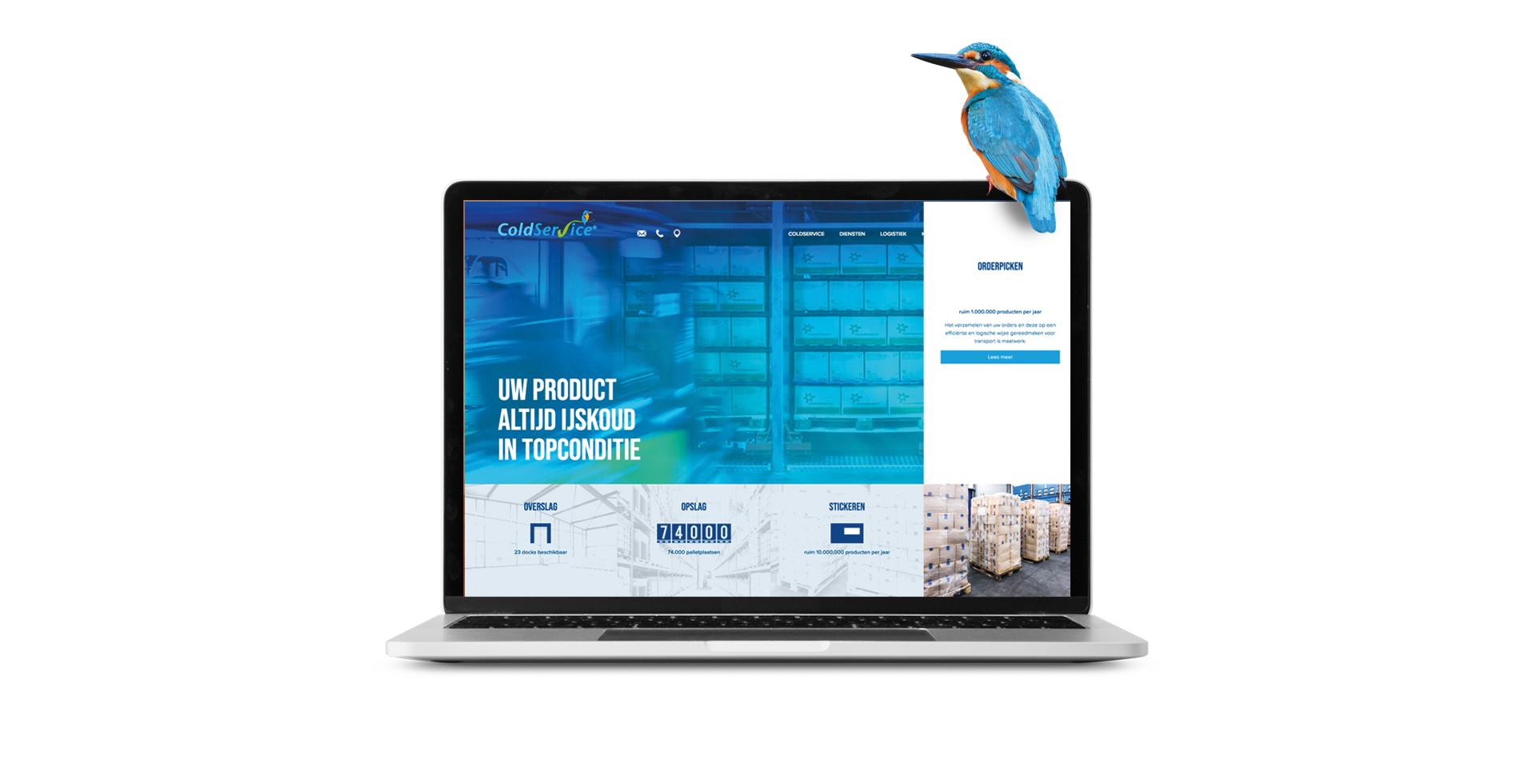 website laten ontwerpen Veghel spiegel crossmedia communicatie