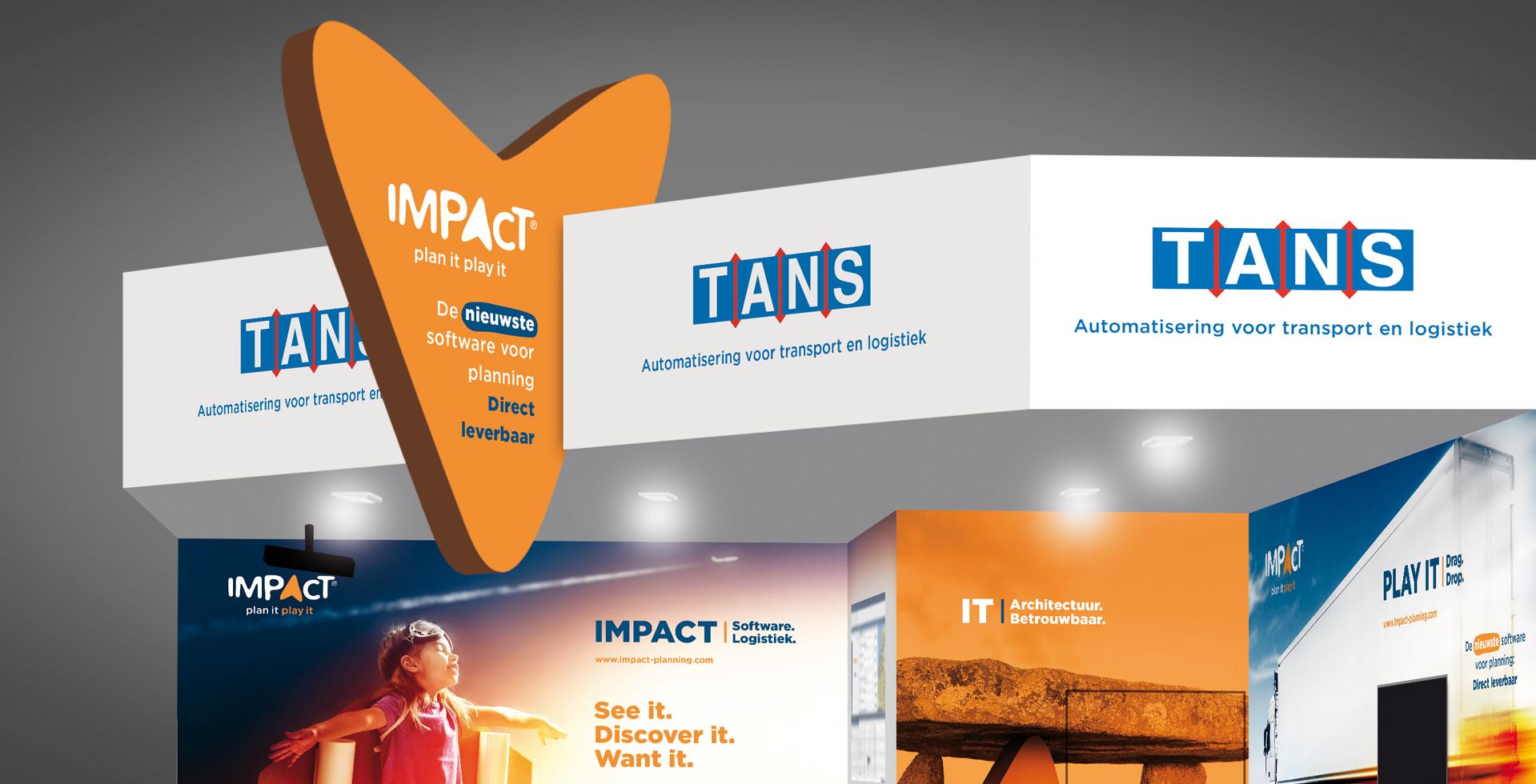 IMPACT beursstand slide 2