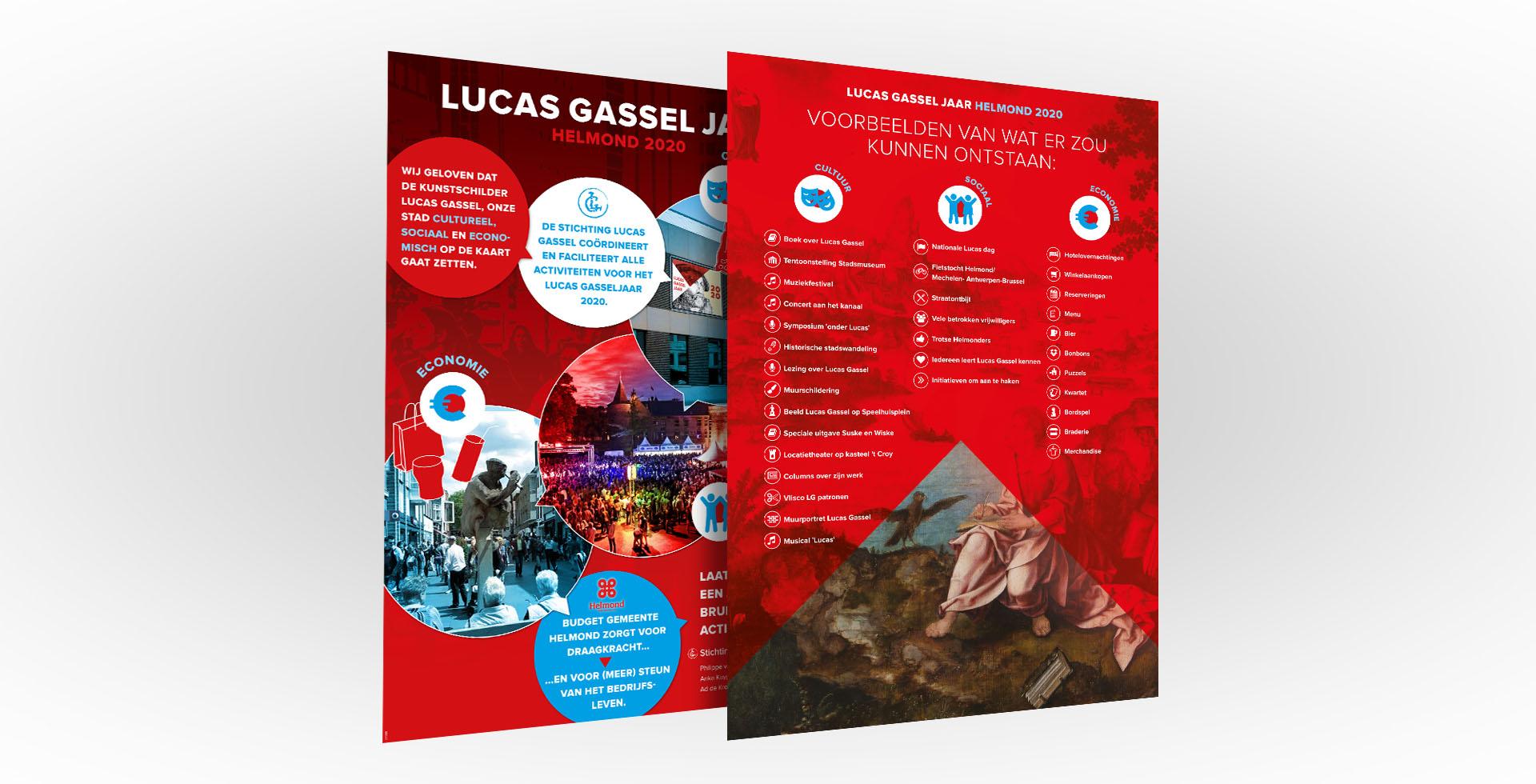 Lucas Gassel infographic slide 1