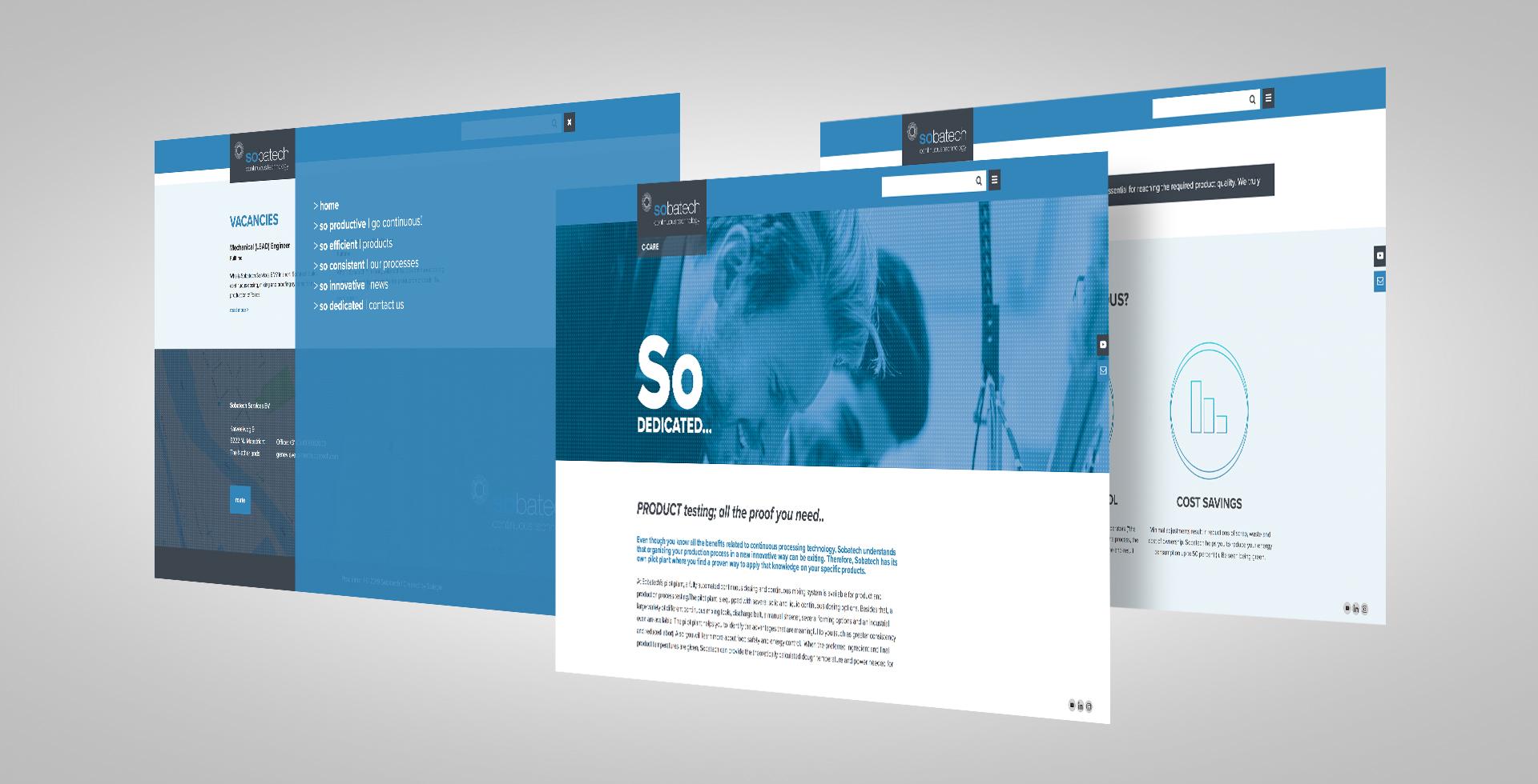 SOBATECH website slide 2