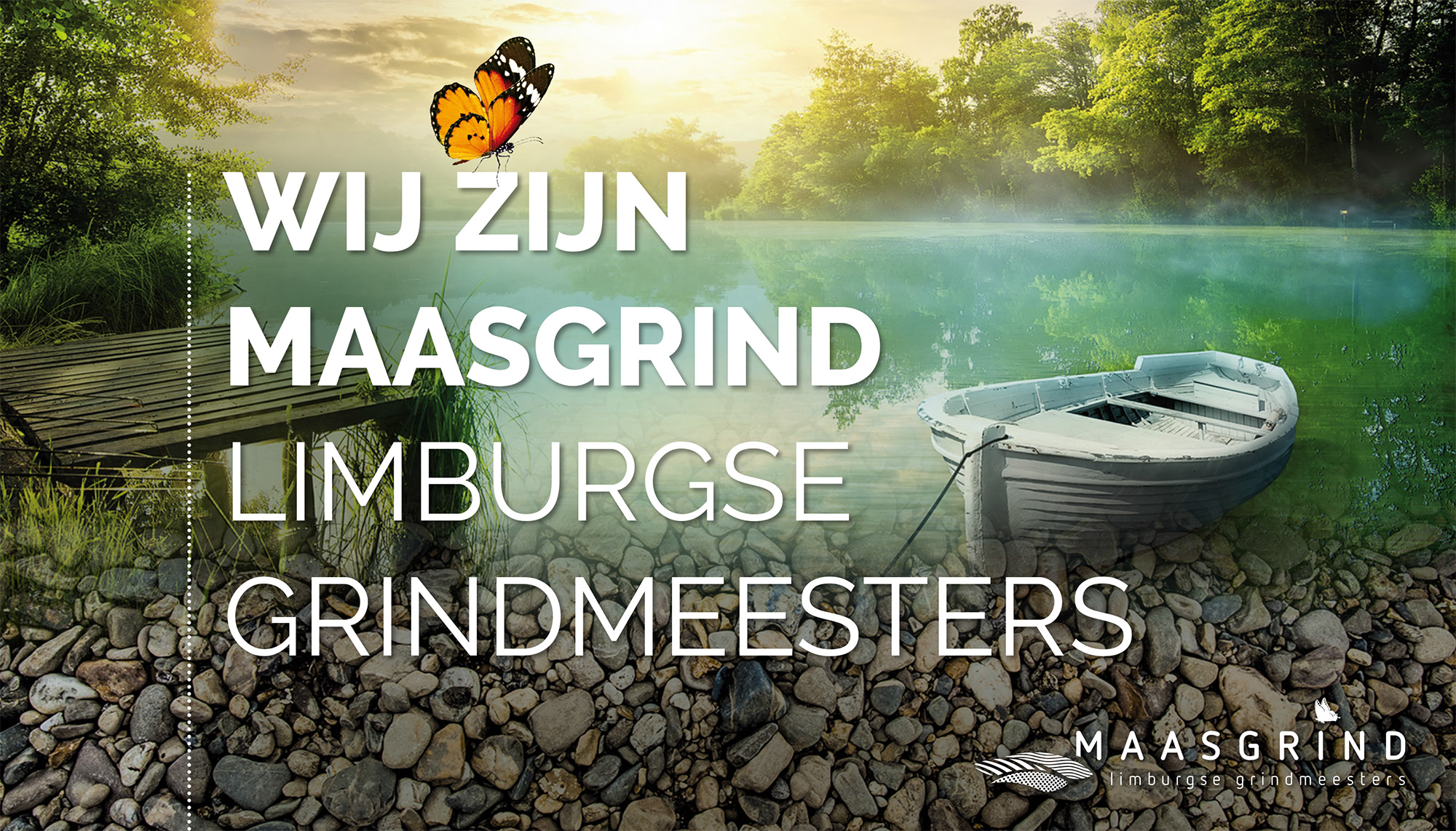 Maasgrind, Limburgse Grindmeesters-Spiegel crossmedia communicatie