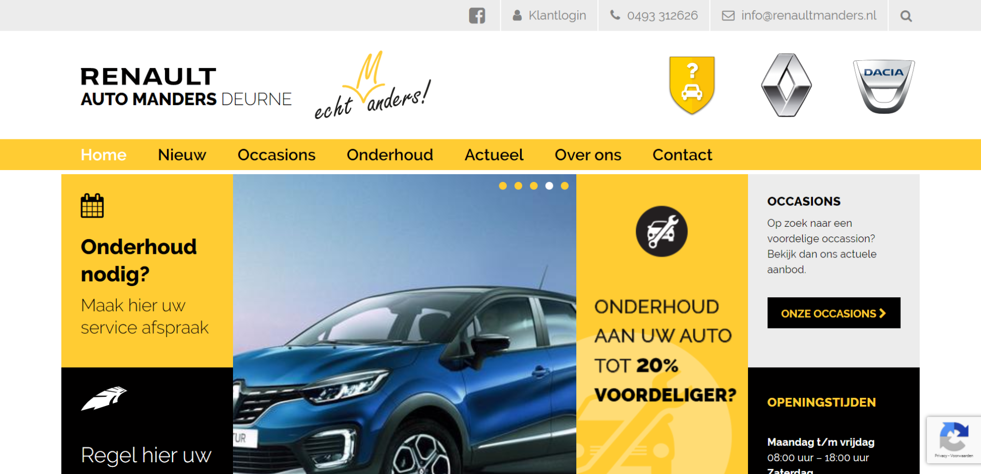Renault-Manders-website-Deurne-Spiegel-crossmedia-communicatie