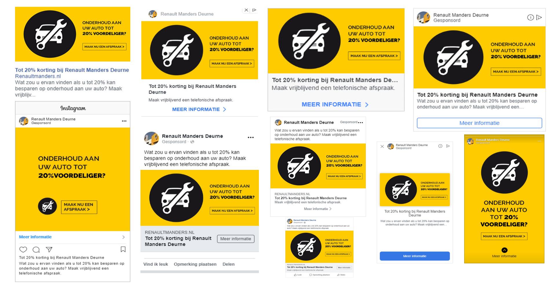 online-advertenties-Facebook-Instagram-Spiegel-crossmedia-communicatie