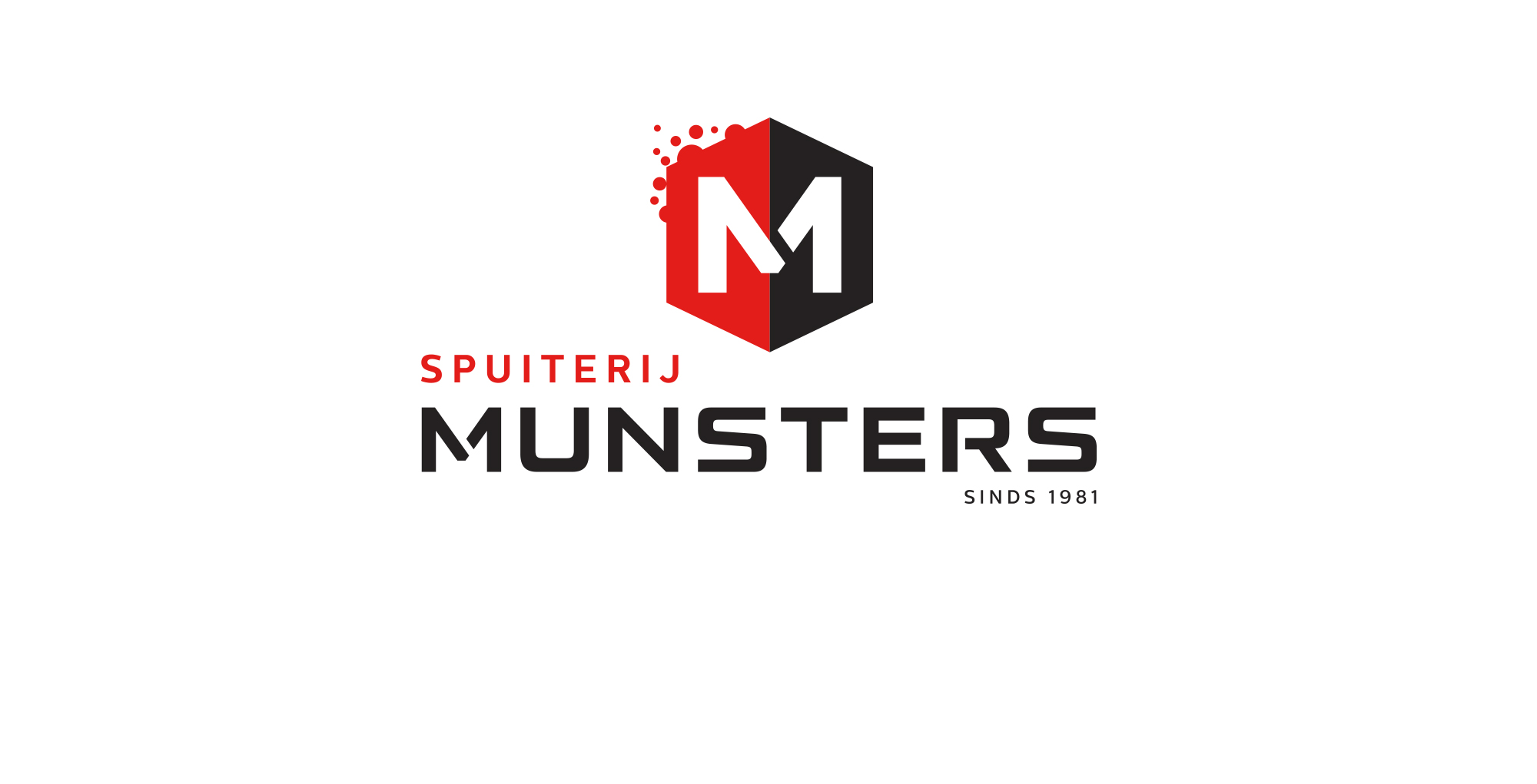 Logo Spuiterij Munsters - Spiegel crossmedia communicatie
