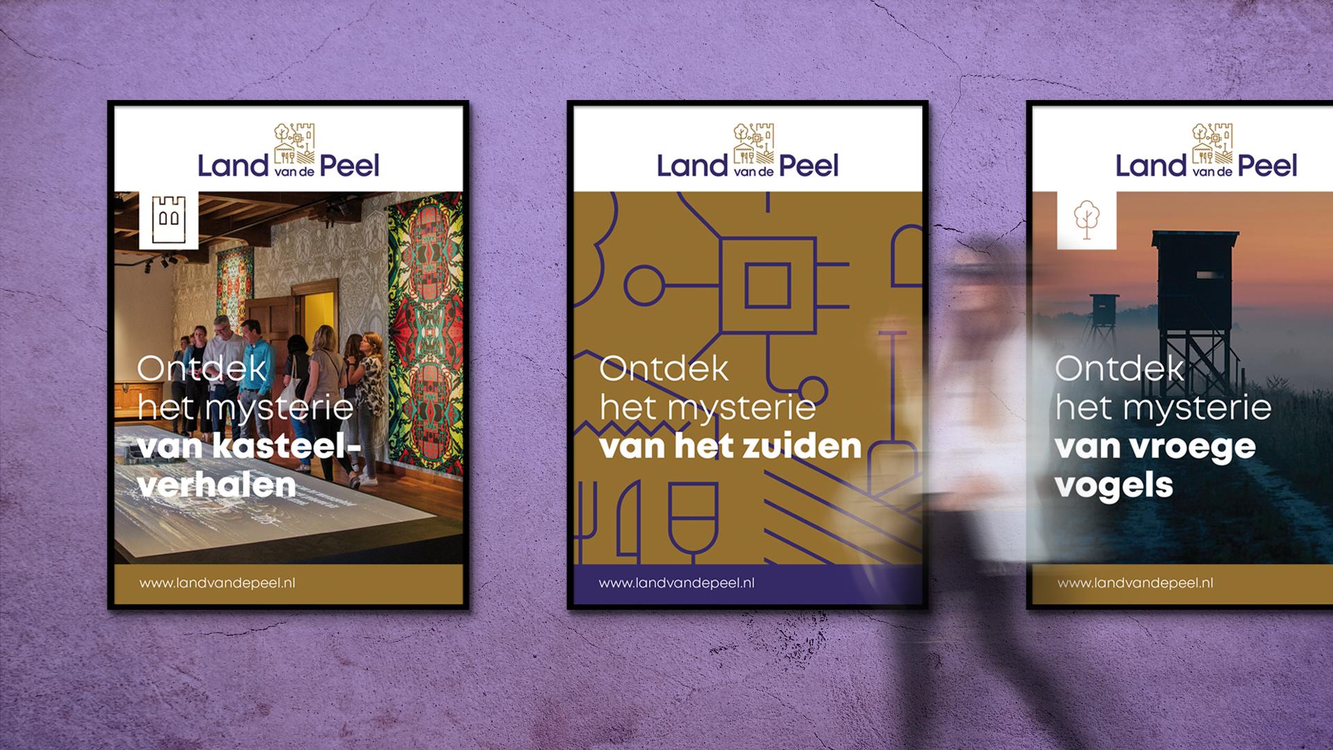 Spiegel crossmedia communicatie - Land van de Peel